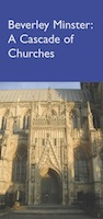 Beverley Minster: A Cascade of Churches, Front Cover
