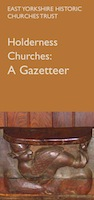 Holderness Churches: A Gazetteer, front cover